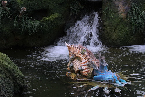 Strange encounter, at Pandora, World of Avatar