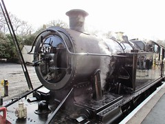 Bodmin & Wenford Railway (pefkosmad) Tags: bodminwenfordrailway steam locomotive steamtrain train railway rail heritage travel history nostalgia ageofsteam bygone cornwall england uk bodmin holiday vacation vacances
