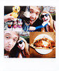 Instax Square photobooth (House Of Secrets Incorporated) Tags: fujiroid cheki instax instaxsquare fujiinstaxsquare fujifilm fujiinstaxsquaresq10 instantphotography instantphotograph keepfilmalive filmphotography photooftheday photooftheday2018 aphotoaday2018 dailyphoto dailyphoto2018 dailyphotography dailyphotography2018 dailyphotograph bertvdw selfie selca disney food quiche water evian hilde