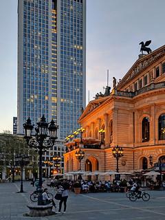Frankfurt Oper / Opernturm