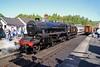 GROSMONT 300411 44871 (SIMON A W BEESTON) Tags: grosmont nymr northyorkshiremoorsrailway lms black5 44871