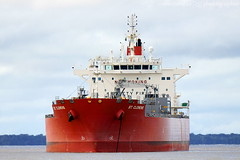 ST.CLEMENS (Oil/Chemical Tanker) (Marcondes Oliveira) Tags: