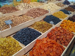 nuts and dried fruits (Sankab) Tags: driedfruits driedplums dried nut nuts market shop shoping food bazaar moscowbazaar foodcity compot fruitydelicacies