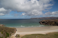 Scotland - NC500 - day 4 (Mr_Souter) Tags: 2018 blue sand scotland northcoast500 places 24th water nc500 april gold beach europe uk clouds