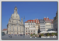 Dresden cathedral (SMassimo965) Tags: city dresda town germany dresden church cathedral cathedrale deutschland europe europa germania chiesa centro città case tetti house roof finestre windows architettura architecture ngc exddr building