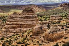 Watch the discovery of Secret Pocket (Chief Bwana) Tags: az arizona pariaplateau vermilioncliffs navajosandstone pariacanyon psa104 chiefbwana 500views