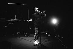 Veence Hanao X Le Motel (Tim Huybrechts) Tags: veence hanao le motel veencehanao concert concertphotography nikon nikond700 d700 d7100 brussels lebotanique bruxelles brussel botanique bxl belgique belgium belgie rapper hiphop rap lemotel botaniqueconcert lesnuits