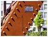 Detroit Bridge Details (jason_hindle) Tags: manchester greatermanchester salford nvbuildings lightroomcc huronbasin olympus40150f456 photoshop eriebasin detroitbridge olympuspenep5 salfordquays unitedkingdom