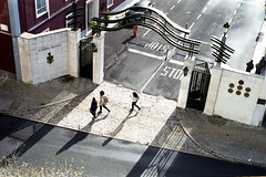 Lissabon 05 - Film # 526 - 2 (Sven Kaschmir) Tags: nikon fe2 fuji c200 asa 400 c41 38 grad analog lissabon