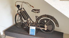 Motorradmuseum Vorchdorf (John Steam) Tags: motorcycle motorbike motorrad oldtimer oldtimerausstellung motorradmuseum vorchdorf 2018 hildebrand und wolfmüller replica
