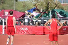 AIA State Track Meet Day 2 1031 (Az Skies Photography) Tags: high jump highjump jumping jumper field event fieldevent aia state track meet may 2 2018 aiastatetrackmeet aiastatetrackmeet2018 statetrackmeet 4 may42018 run runner runners running race racer racers racing athlete athletes action sport sports sportsphotography 5418 542018 canon eos 80d canoneos80d eos80d canon80d school highschool highschooltrack trackmeet mesa community college mesacommunitycollege arizona az mesaaz arizonastatetrackmeet arizonastatetrackmeet2018 championship championships division iii divisioniii d3 boys highjumpboys