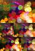 Ebullience (soniaadammurray - On & Off) Tags: digitalphotography experimental collage abstract picmonkey bokeh colours smileonsaturday catchthebokeh artchallenge