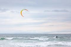 (RaminN) Tags: oregon pacificnorthwest pacific ocean kiteboarding