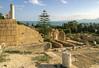 Ruinas de Cartago - Túnez (Alphonso Mancuso) Tags: túnez tunisia cartago ruinasdecartago arqueología historia araucaria mar cielo canon10d sigma18200 sidibousaid