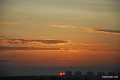 Небо Захід сонця InterNetri Ukraine  16