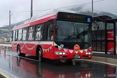 BRT Bus (HAMA-ANNEX) Tags: k1 carlzeisscosinaplanart14zk50mm iwate 岩手県 ofunato 大船渡 brt
