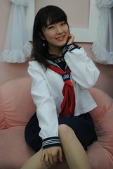 Gravure Idol Cafe (ジェローム) Tags: tokyo japan japanese girl woman asia asian cosplay cosplayer costume