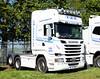 TDR Transport Services Scania R580 V2TDR Peterborough Truckfest 2018 (davidseall) Tags: tdr transport services scania vabis r580 v8 v2tdr v2 truck lorry tractor unit artic large heavy goods vehicle lgv hgv peterborough truckfest may 2018