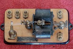 DSCF4210.jpg (RHMImages) Tags: morsecode xt2 radios benicia bug fuji key restoration historic fujifilm hamradio