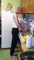 LUPSKNHDSFGJ98978 (Evgenij Nikolaev) Tags: lupin4th skinhead male model hot dude man guy slav master alpha tall feet