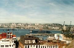 Valparaiso (photo du chaleins) Tags: photo photography analoga analog analogphotography film fotografia foto 200asa rollo fotografiaanaloga zenit zenit11 valparaiso chile