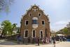 Monumental Core [III] (Olivier So) Tags: spain españa catalonia catalunya barcelona gaudi güell parkgüell architecture
