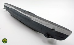UBoat-025 (Rod The Fixer) Tags: uboot type vii c41 atlantic version modellismo scalemodel sottomarino submarine
