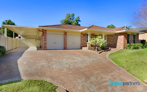 107 Barnier Drive, Quakers Hill NSW