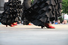 Heels (Rambling Badger) Tags: flamenco spain fiesta cordoba andalusia dance dancers festival