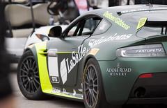 (E. Nelson) Tags: pirelli pirelliworldchallenge astonmartin vantage gt4 austintexas cota circuitoftheamericas 2018 ericnelson exnimages garage pits