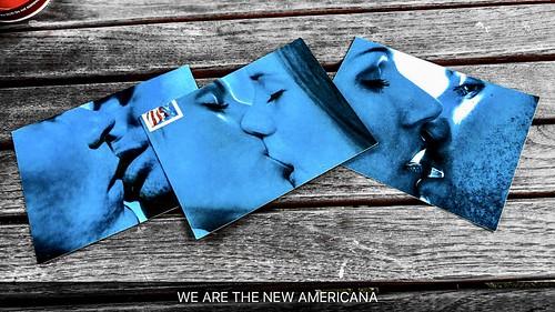 """We are the new Americana"" ―Halsey 🇺🇸"
