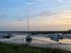 w 11 (BENPAB) Tags: stoney creek cherry cob sands humber east yorkshire southern holderness estuary inlet sunset