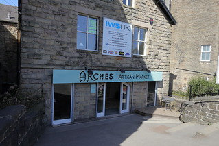 The Arches Artisan Market Buxton