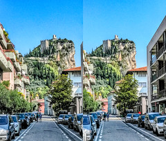 Other views 3D (Immagini 2&3D) Tags: arco trentino italy stereoscopy stereophotography 3d