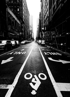 Manhattan Bike Lane