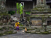 Temple Offering (cooneybw) Tags: indonesia traveling asia temple