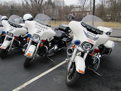 Westerville Officers Procession (Evan Manley) Tags: policedepartment police westerville ohio procession memorial support blue lawenforcement