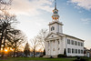 Tallmadge Historic Church (Lauren Delgado) Tags: tallmadge circle church historical historic ohio oh canon photography steeple old oldest marker golden hour sunset 6d 2470 spring springtime city