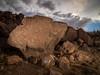 CA-INY-267 (dwblakey) Tags: desert bishop evening rockart rocks california owensvalley petroglyphs easternsierra sky history outdoors archaeology inyocounty volcanictableland volcanictablelands paiute unitedstates us