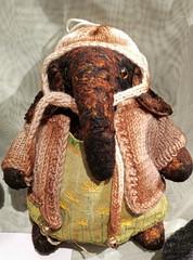 Уральский мамонт (sava-vava) Tags: 2017 lj игрушка фигурки toy mobile photo handmade animal art figurines