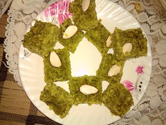 Green chickpea dessert recipe. Get the recipe on YouTube channel : great Indian food recipes gif recipes #foodblogger #recipes #dessert #foodies (heena.siddiqui12315) Tags: dessert foodblogger foodies recipes