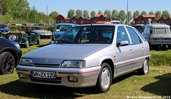 Citroën ZX 1.9i Volcane automatic (XBXG) Tags: wnzx120 citroën zx 19i volcane automatic citroënzx bva automatique citromobile 2018 citro mobile expo haarlemmermeer stelling vijfhuizen carshow youngtimer old classic french car auto automobile voiture ancienne française vehicle outdoor