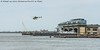 Wall Street Heliport (20180505-DSC05676) (Michael.Lee.Pics.NYC) Tags: newyork heliport helicopter eastriver maritimeterminal governorsisland ferry statenislandferry boat architecture cityscape sony a7rm2 fe24105mmf4g ellisisland