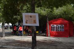 Fiesta parque Empresatial (stands de información)