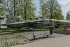 Side View, Mikoyan-Gurevich MiG-23ML, 'Red 332', Luftfahrt Technisches Museum, Rechlin (Peter Cook UK) Tags: mig mikoyan m aircraft gurevich 23 red museum rechlin technisches 332 luftfahrttechnisches luftfahrt l germany avaition