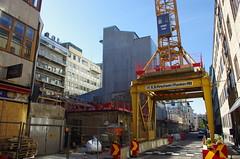 Construction site (rotabaga) Tags: sverige sweden göteborg gothenburg pentax k5