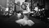 JULI GRACE (Vicco Gallo) Tags: bokeh woman girl ballet red light district frankfurt tutu ballett skirt fallen angel