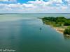 Afternoon on the lake (vlxjeff) Tags: texas unitedstates us wylie lake lavon lakelavon water boat malibuboats dji djispark overhead boating
