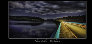 Versetalsperre - Klamer Brücke