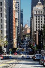 Rue à San Francisco (didier95) Tags: sanfrancisco californie architecture ruelle voiture usa batiment bulding